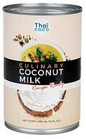 Кокосовое молоко Thai coco Culinary Coconut Milk, 400мл (Таиланд)