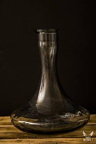 Колба для кальяна Craft (Украина) с  эффектом битого стекла