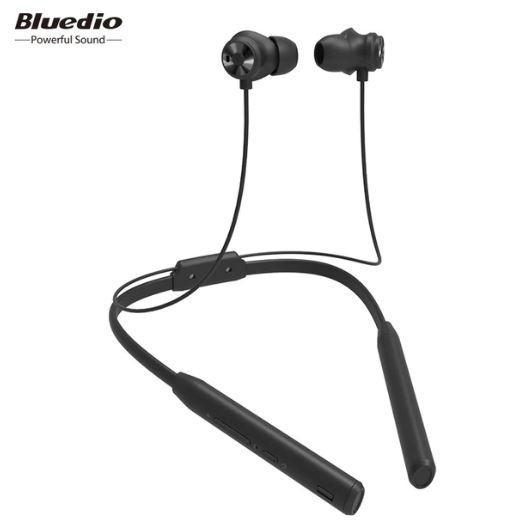 Наушники Bluedio TN2 Bluetooth Black с микрофоном