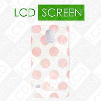 Чехол ARU для Samsung Galaxy S5 Cutie Dots Baby Pink