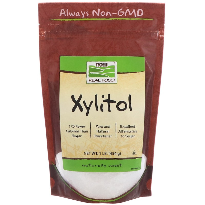 Ксилитол / NOW - Xylitol (454 g)