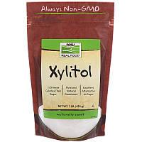 Ксилитол / NOW - Xylitol (454 g), фото 1