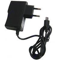 Зарядное устройство 220V miniUSB для GPS, планшетов 5V