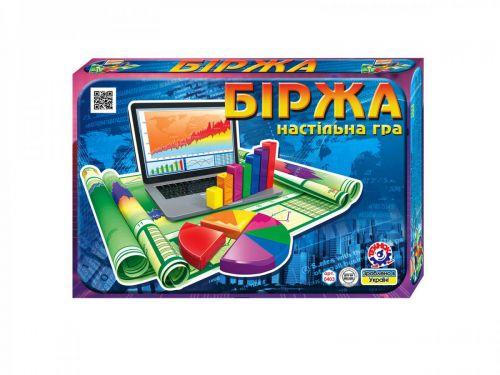 """Настольная игра """"Биржа"""" 0403"""