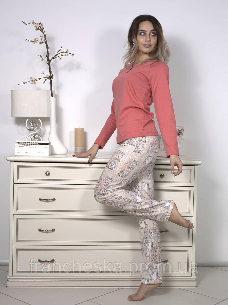 2fbac9f37214 Женская теплая пижама из коллекции