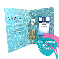 Парфюмерное масло с феромонами 5 мл Versace Man Eau Fraiche