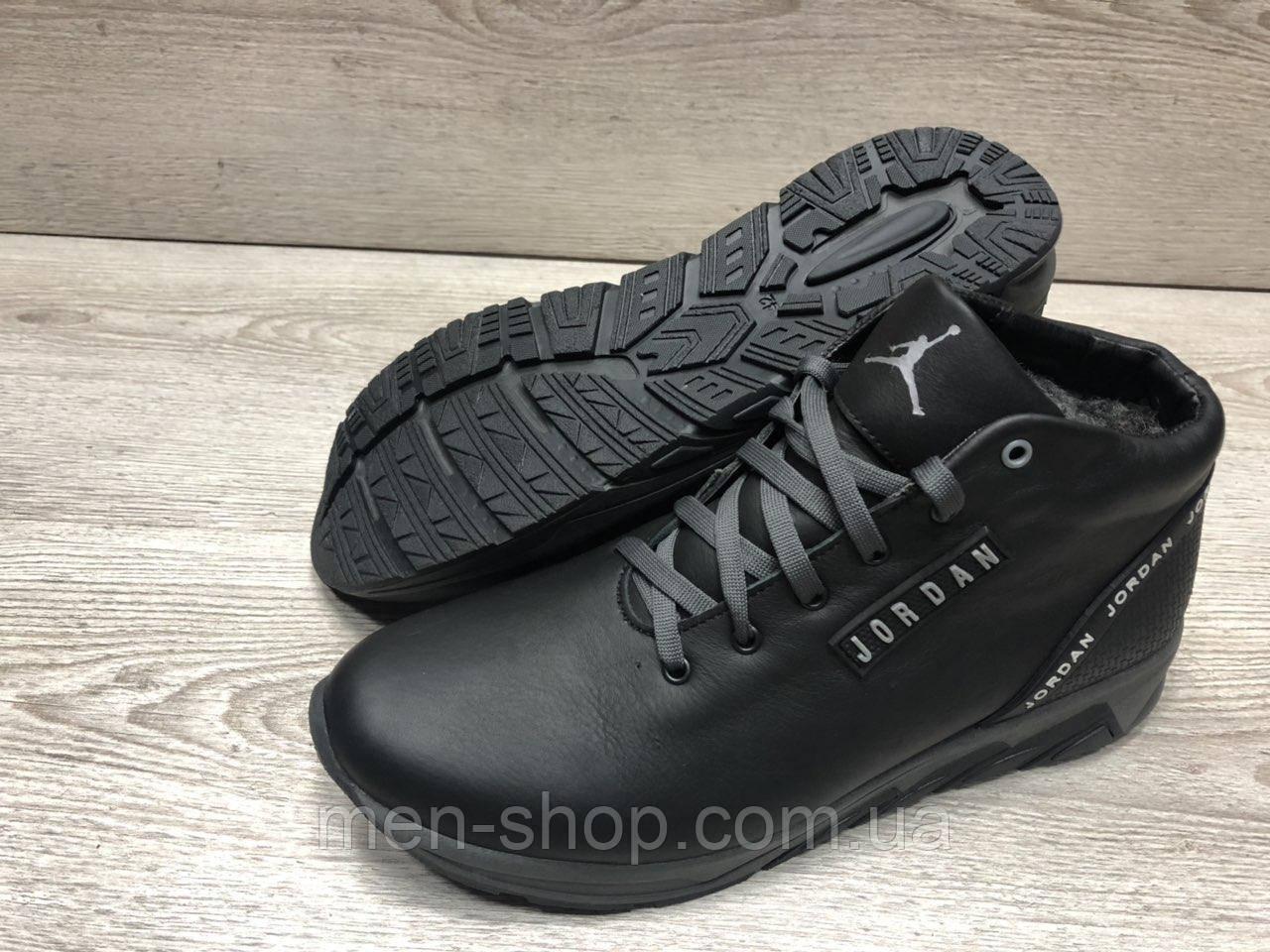 7e78dc1a Теплые Зимние мужские кроссовки в стиле Jordan: продажа, цена в ...