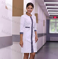 Женский медицинский халат Валерия