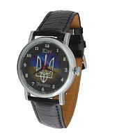 Мужские часы с Гербом Украины