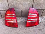 Задние фонари Skoda Superb, фото 2