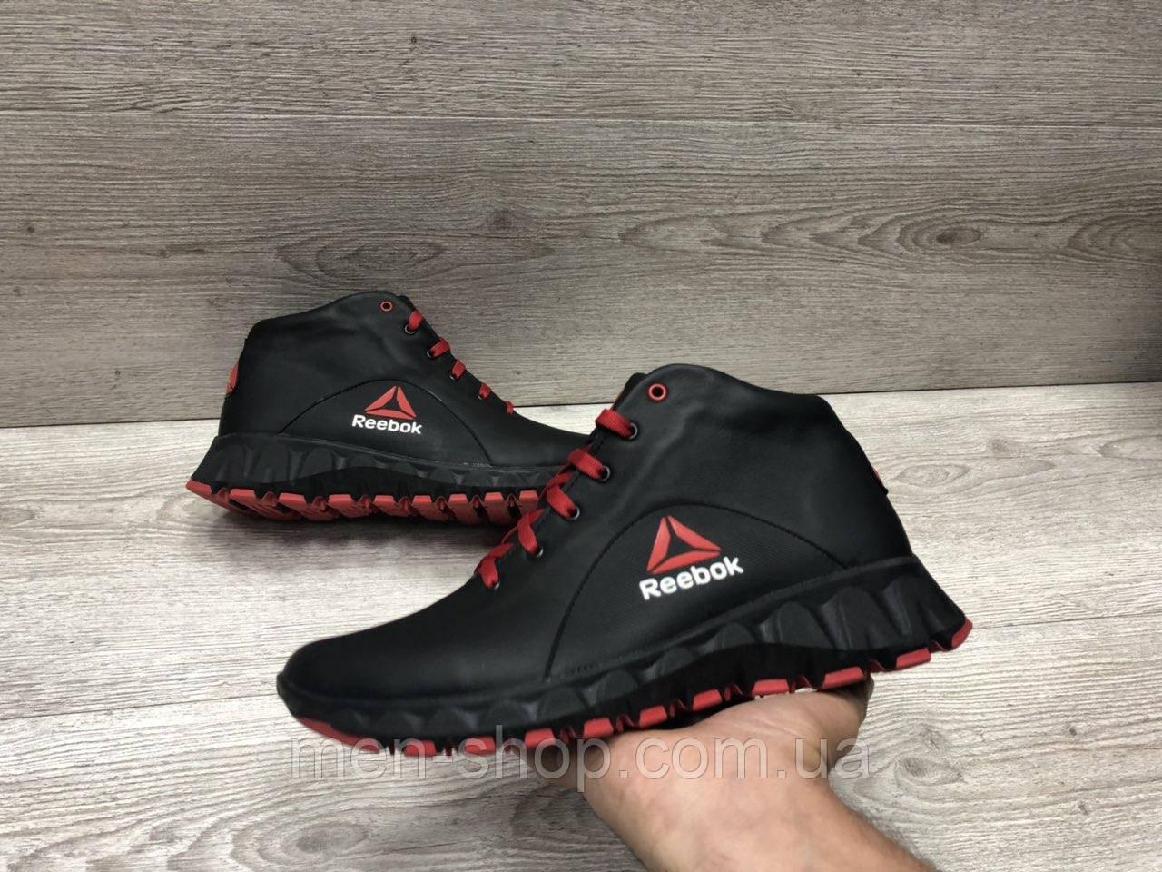 Зимние мужские ботинки в стиле  Reebok