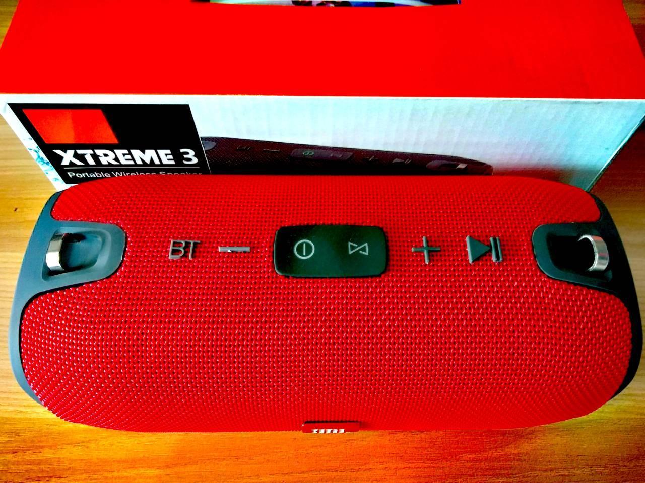 Портативная Bluetooth колонка JBL XTREME 3 (4 цвета)