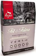 Ориджен фіт енд трим кет Orijen Fit & Trim Cat 340г - корм для дорослих кішок, схильних до повноти