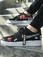 Кроссовки NIKE, Nike Air Force мужские кроссовки ТОП КАЧЕСТВО!!! Реплика класса люкс (ААА+), фото 1
