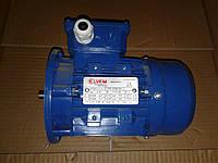 Двигатель вытяжной профессиональный 0,18 кВт, 380 В, 50 Гц для печей Rotor 57
