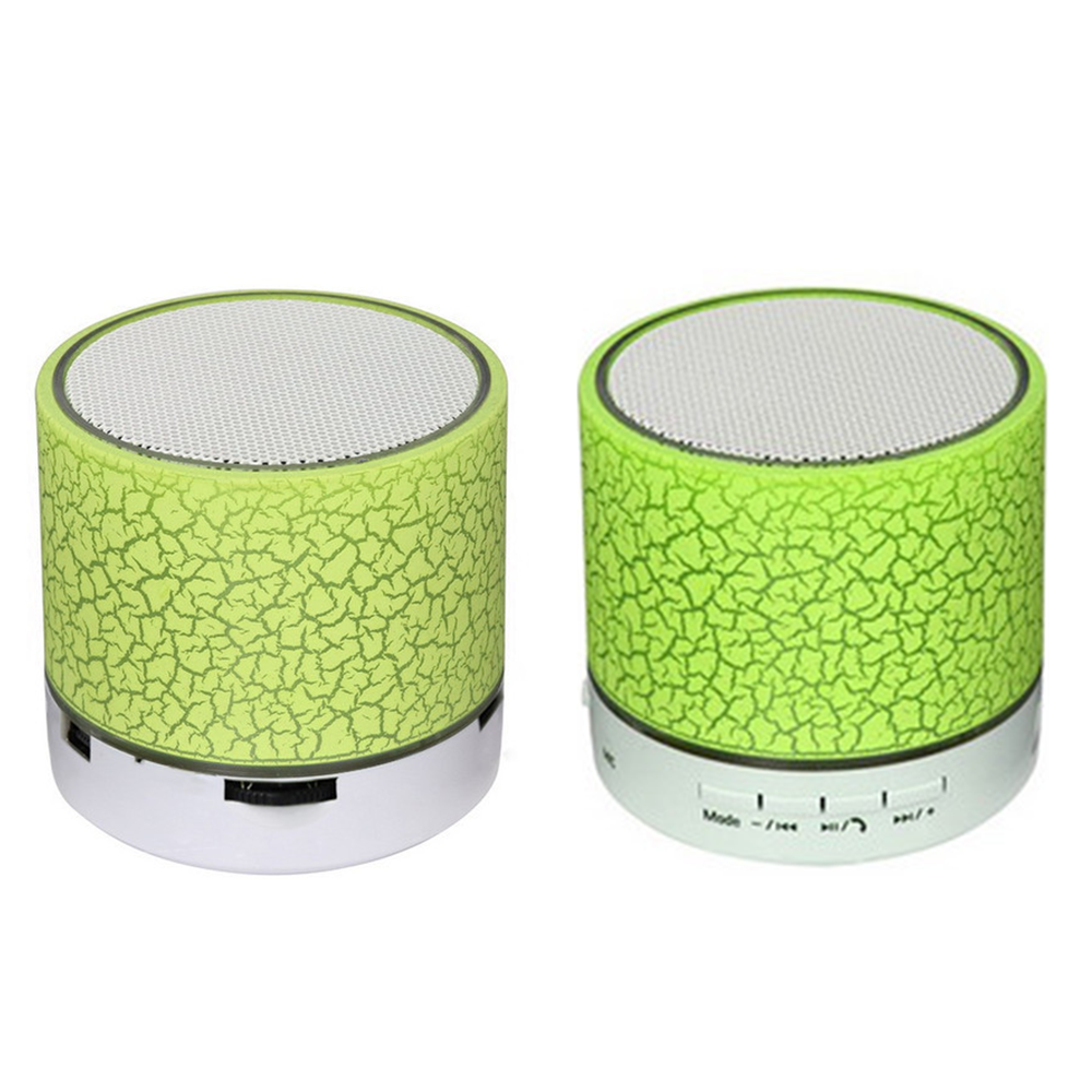 Колонки U-Like Bluetooth Колонка H08 Green