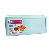 Кух акс пл, Qlux Контейнер для яиц пласт, 10 шт (L-00404)