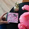 Кошелек с розовыми фламинго, фото 2