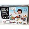 Детский магнитный конструктор Play Smart 2426 16 деталей, фото 3
