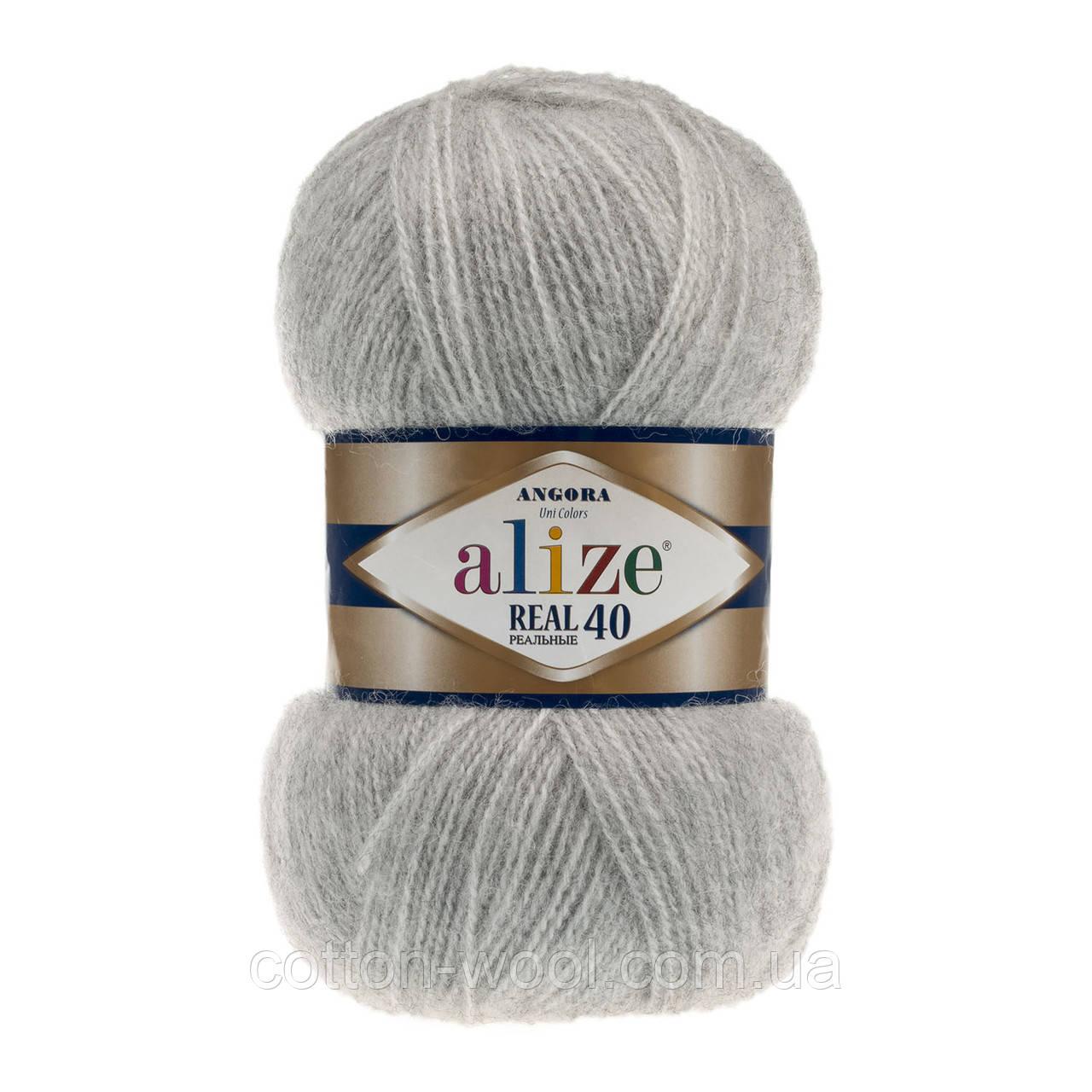 Alize Angora Real 40 (Ализе Ангора реал 40)  614