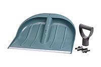 Лопата снегоуборочная пластиковая без черенка, фото 1