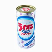 """Универсальный чистящий порошок для кухни """"White Cleanser"""" с ароматом лимона от жира и желтизны 400 г (400677)"""