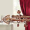 Металеві карнизи для штор Модерн, фото 2