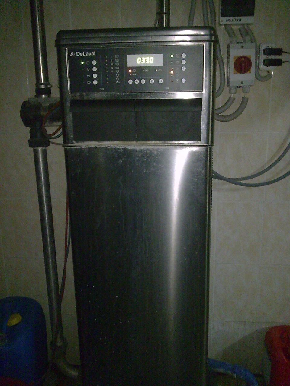 Автомат промывки С200 ДеЛаваль б/у