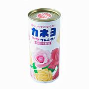 """Универсальный чистящий порошок для кухни """"Kaneyo Flower"""" с ароматом цветов 400 г (21005)"""