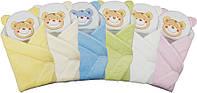 """Конверт с подушкой  для новорожденных """" coral fleece """" Duetbaby ( код 558  ) мех"""