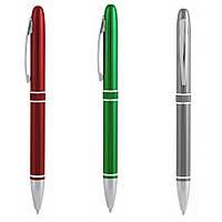 Ручки металлические с серебристыми элементами
