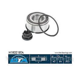 Комплект подшипника передней ступицы (84х40х40) на Рено Кангу (4х4)/ BTA H1R021BTA