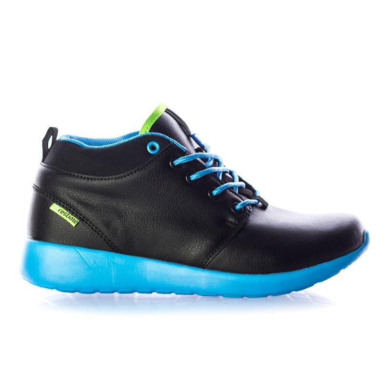 Ботинки подростковые Restime pwz16149-2