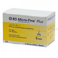 Иглы для шприц-ручек для введения инсулина BD Micro-Fine
