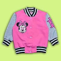 Куртка Бомбер Детская для Девочек — Купить Недорого у Проверенных ... e49ee80858113