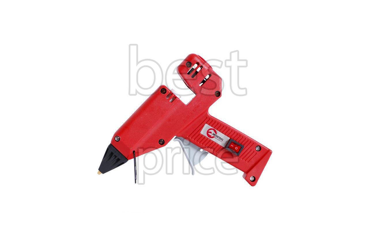 Пистолет клеевой Intertool - 180 Вт, 30 г/мин