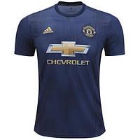 Футбольная форма Манчестер Юнайтед (Manchester United) 2018-2019 Выездная