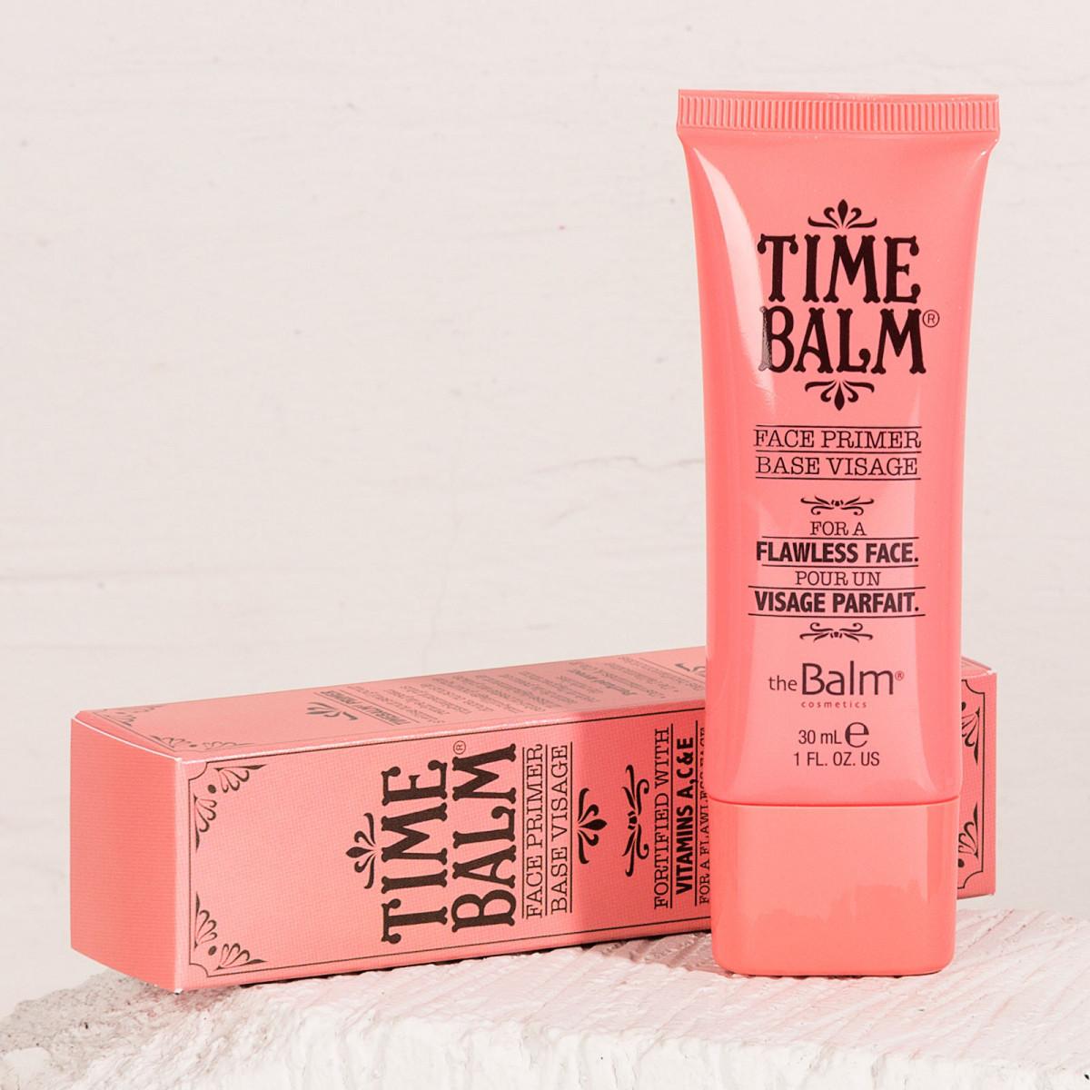 Основа под макияж The Balm Time Face Primer