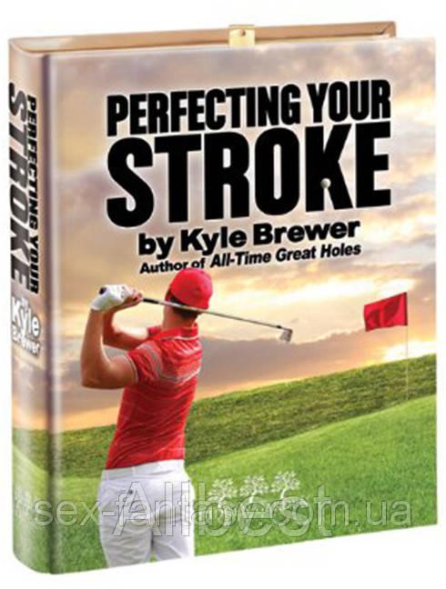 Набор для мужчин Book Smart, Perfecting your Stroke (T290010)