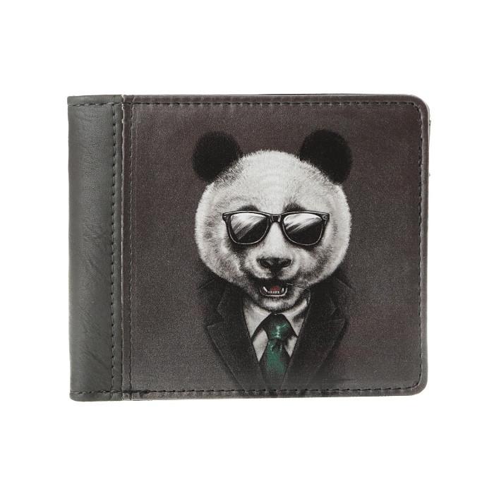 "Кошелек ""Панда в пиджаке"""