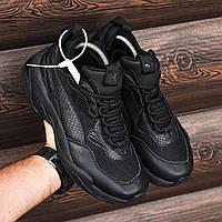 Мужские кроссовки Puma thunder Black (Реплика ААА+), фото 1