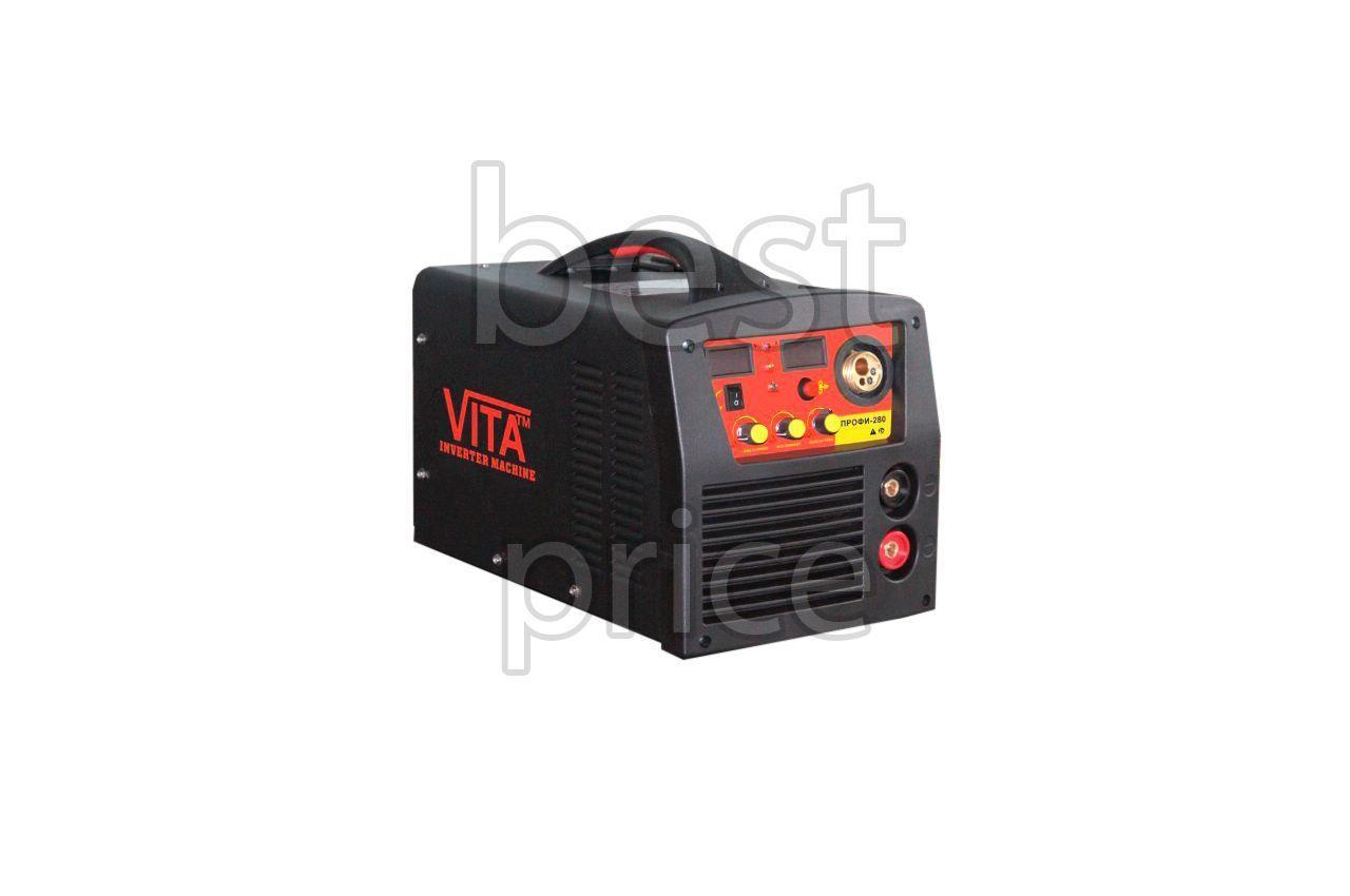 Сварочный аппарат полуавтомат Vita - профи-280А (2-в-1)