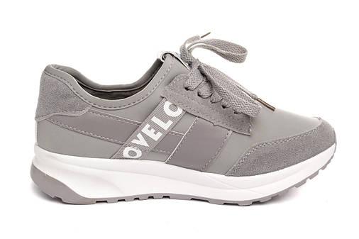 Кросівки жіночі NB153 NB Love grey 38, фото 2
