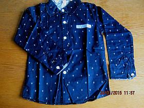 Рубашечки для мальчика