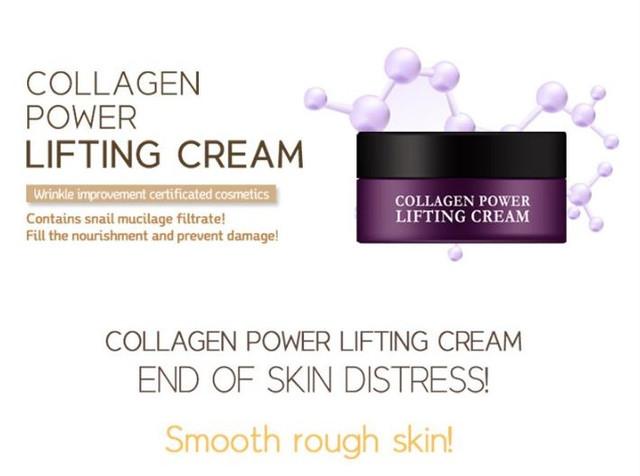 EYENLIP Collagen Power Lifting Cream 15 ml