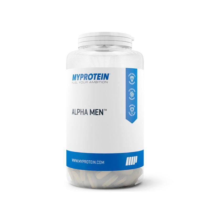 Витамины и минералы ALPHA MEN Myprotein (240 tabs)