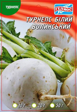Семена Турнэпса Белый Волынский 20 г, фото 2