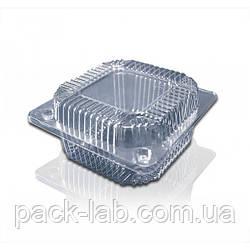 Пластикова упаковка для салатів і напівфабрикатів ПС-6