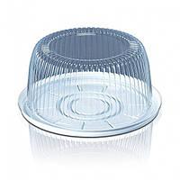 Пластикова упаковка для тортів і кондитерських виробів ПС-22