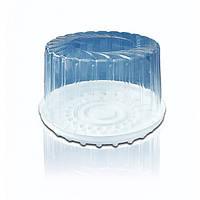 Пластикова упаковка для тортів і кондитерських виробів ПС-244